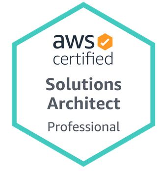 Amazon Solutions Architect Professional Badge